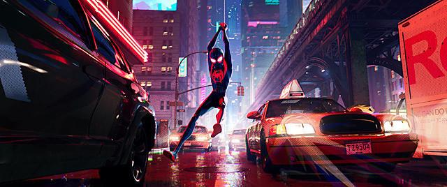 スパイダーマン:スパイダーバース_IMAX