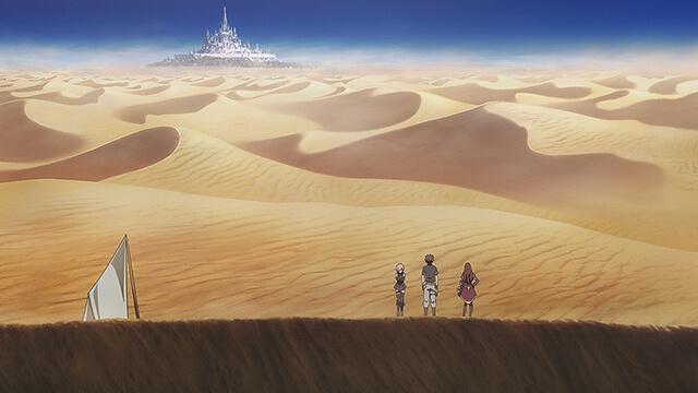 劇場版 Fate/Grand Order 前編